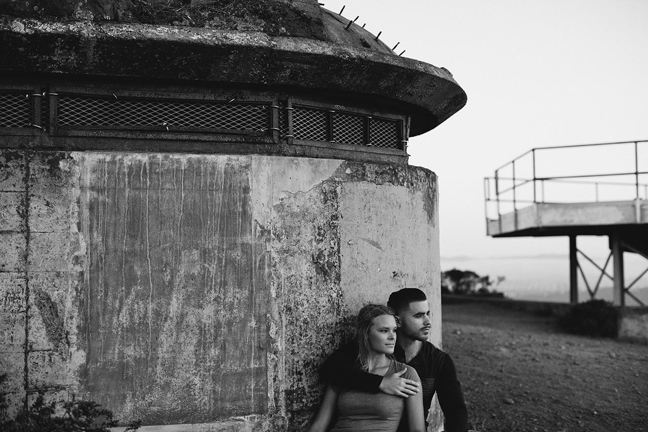 San_Francisco_Wedding_Photographer_Marin_Headlands_BW__54
