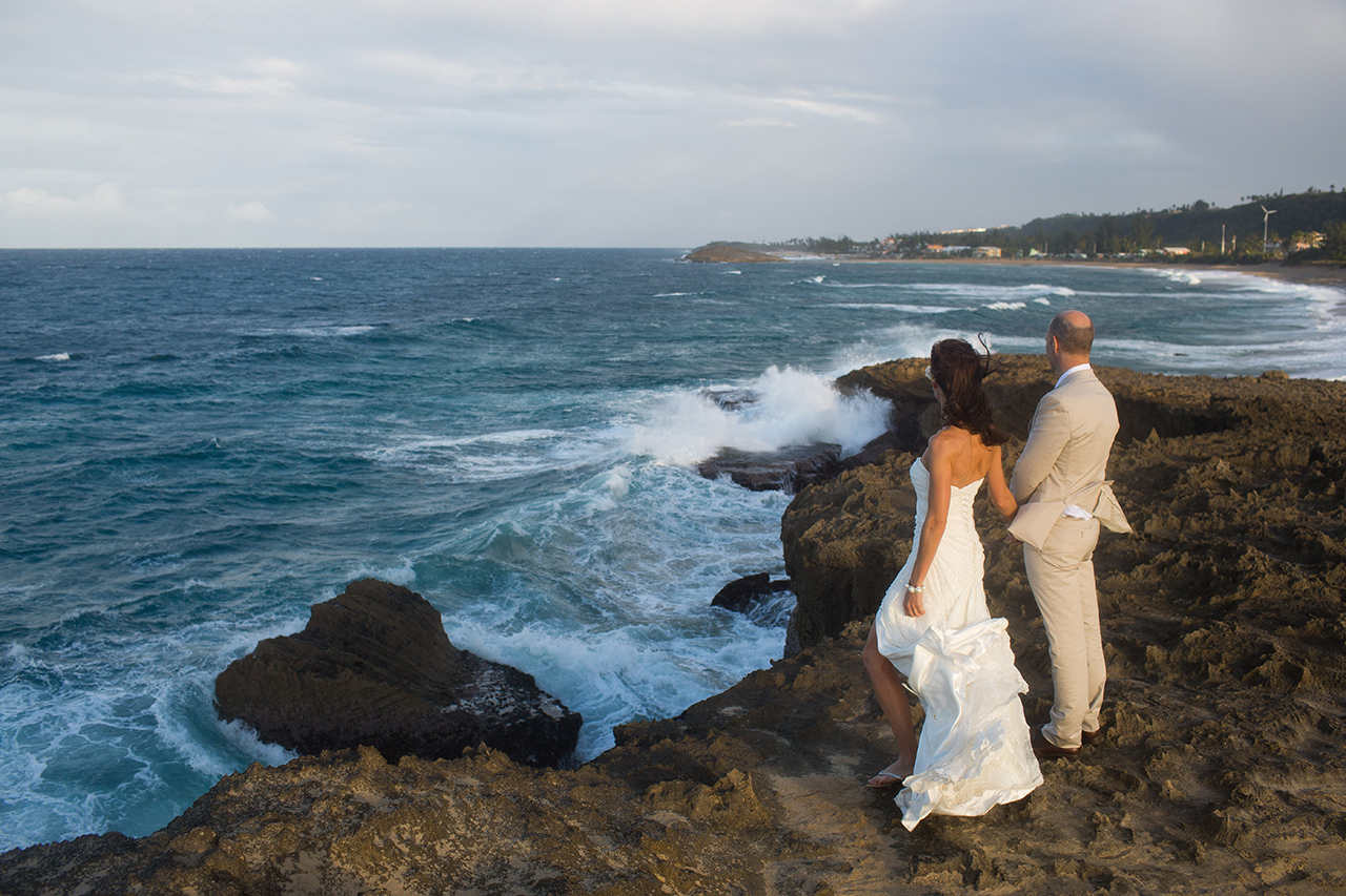 destination beach weddings in puerto rico