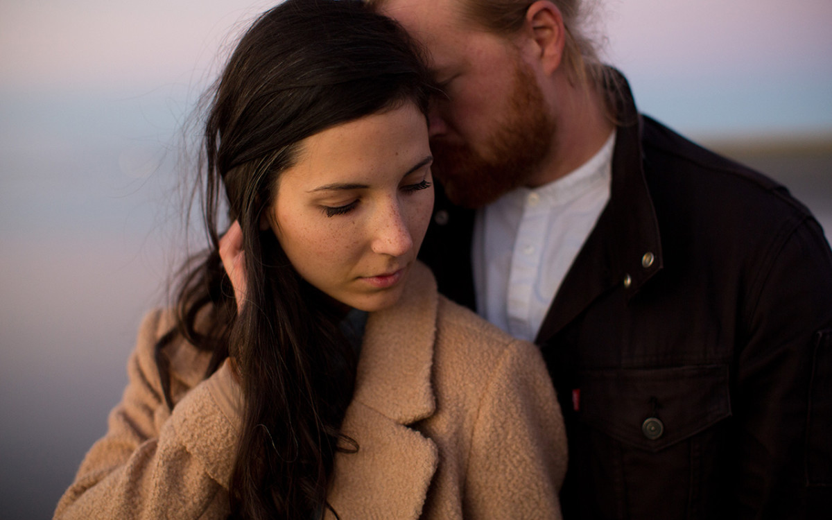 Souwester Lodge and Cabins Engagement: Luke & Mallory