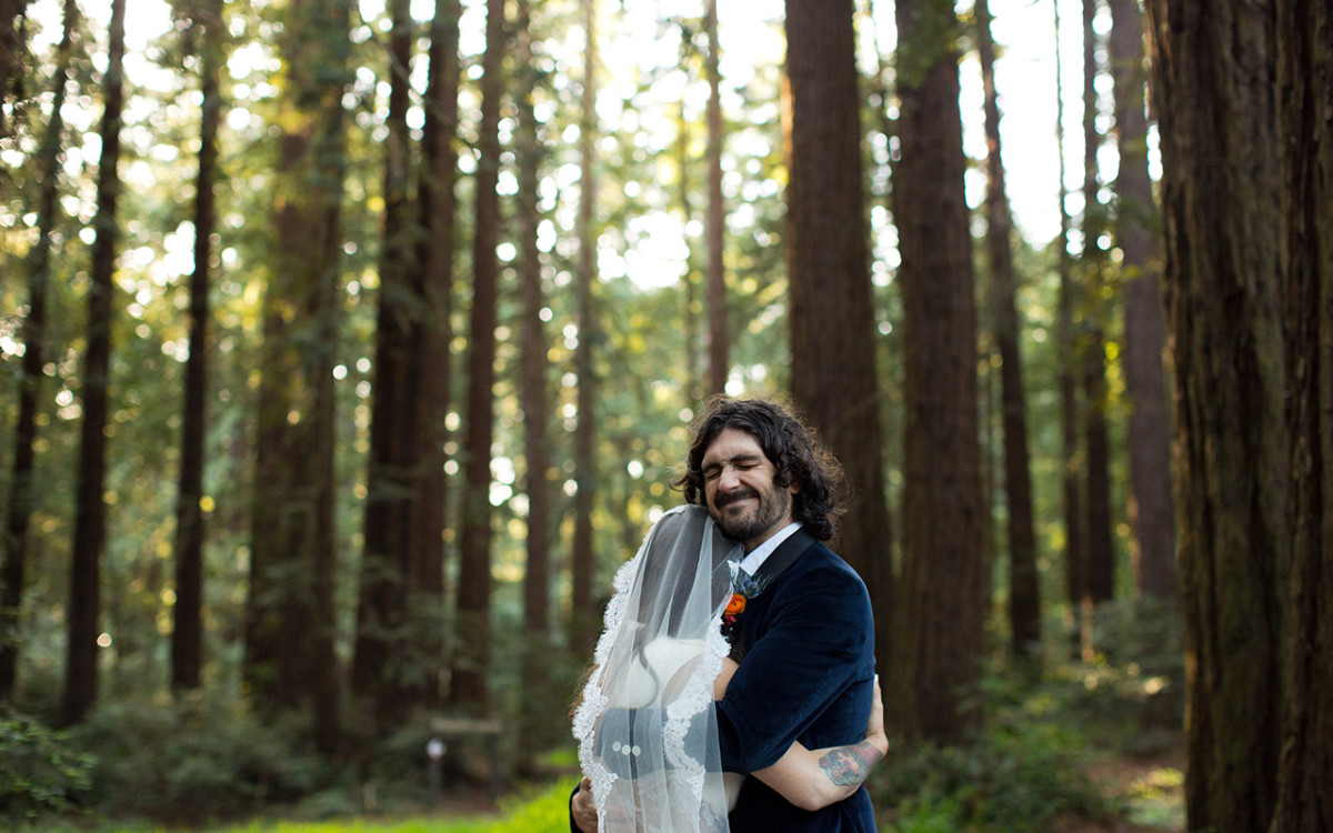 Roberts Regional Park Wedding - Sequoia & Andrew
