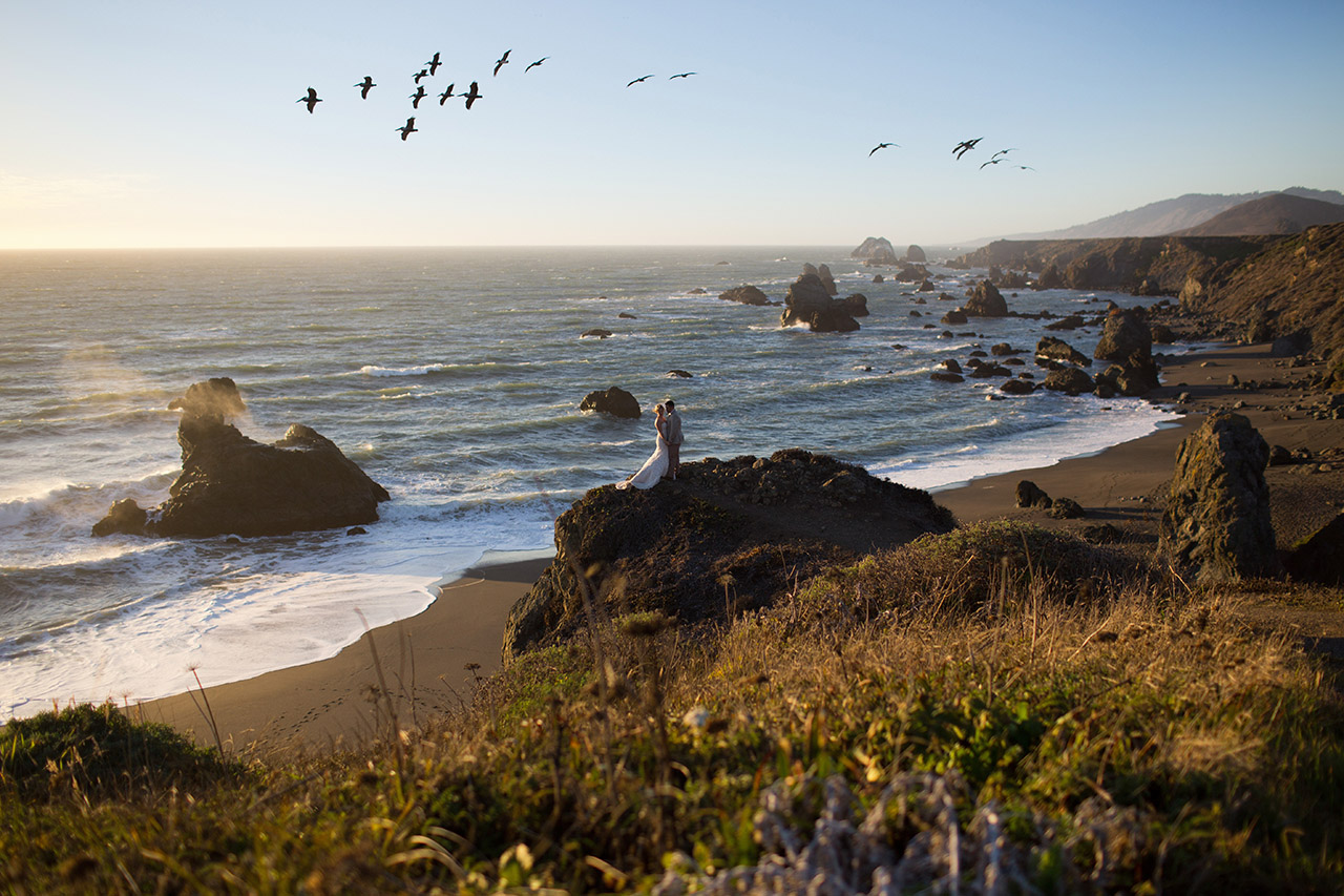 Sonoma Coast Elopement Photographer