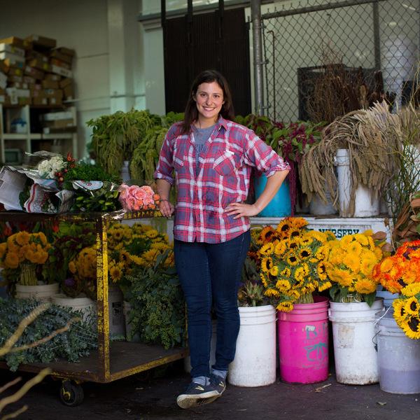 Wedding Artist Spotlight: The Floral Loft - Courtney Sayner