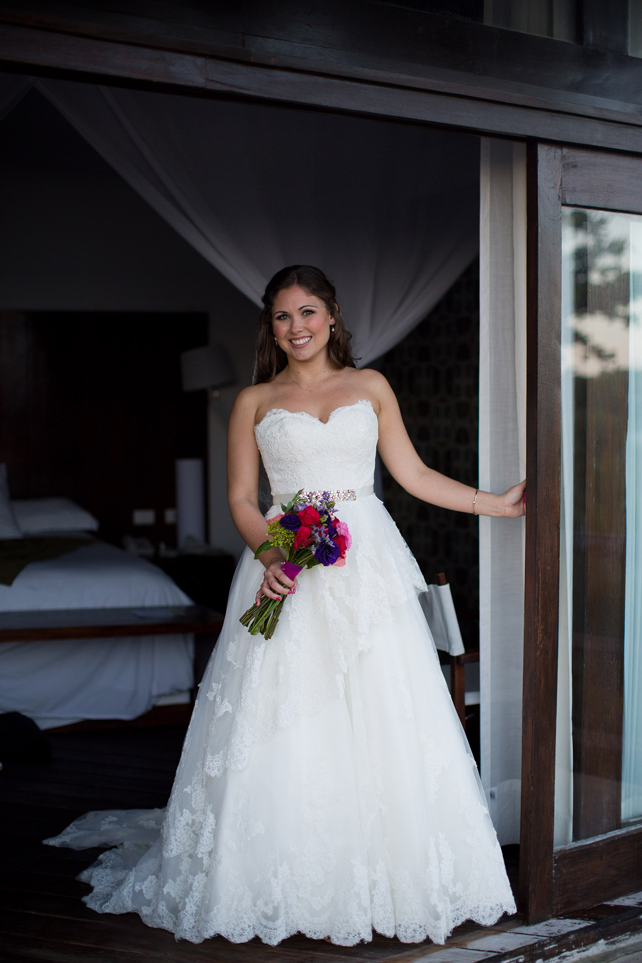 playa del carmen wedding le reve photos