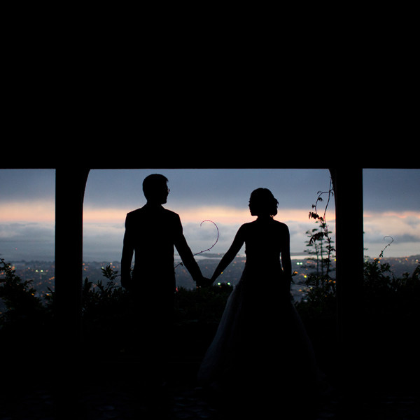 Panoramic Hills Wedding: Jie & Christina