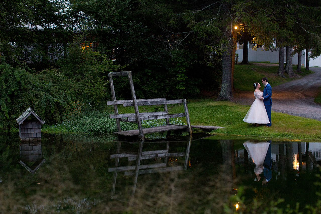 Full Moon Resort New York Wedding