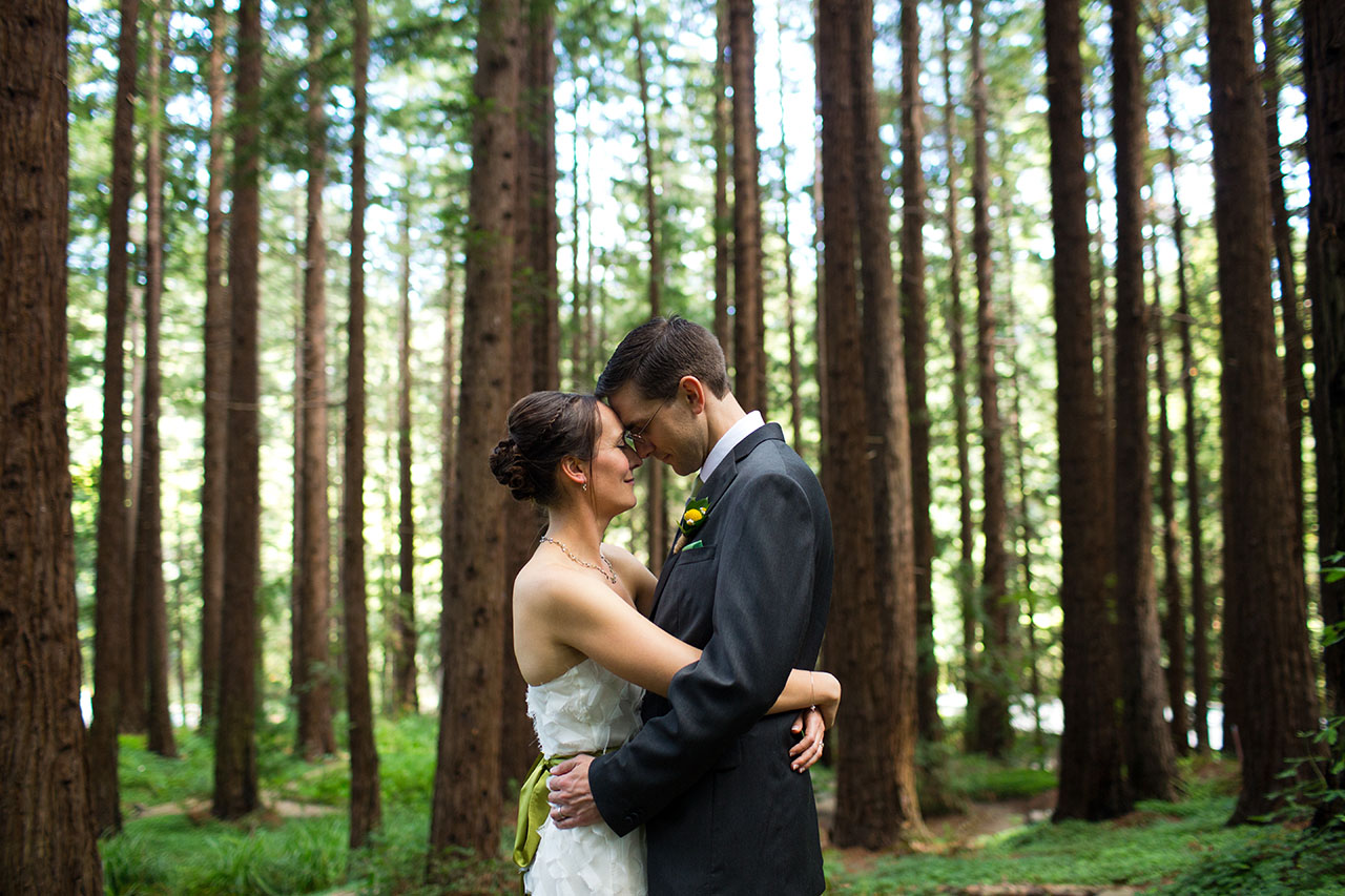 Redwood Wedding Photographer
