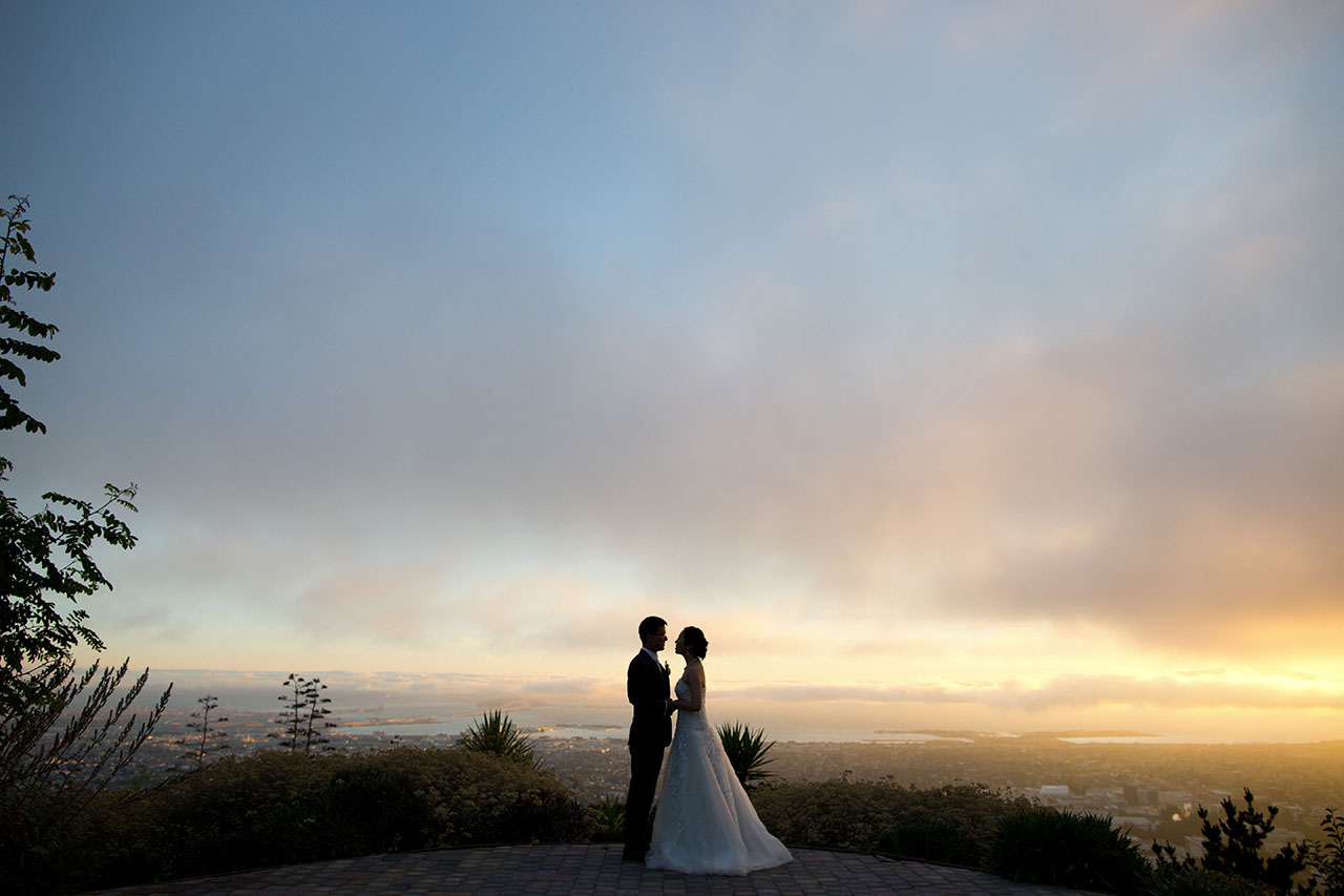 panoramic hills wedding
