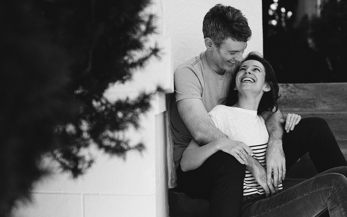 Oakland Engagement Session - Olga & Seth
