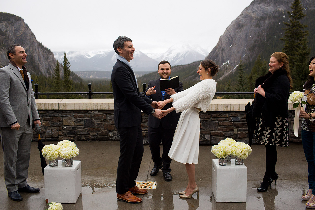 Fairmont Banff Hotel‎ Wedding_153