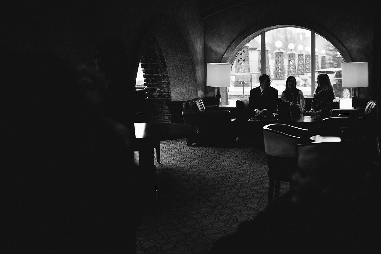 Fairmont Banff Hotel Wedding _10