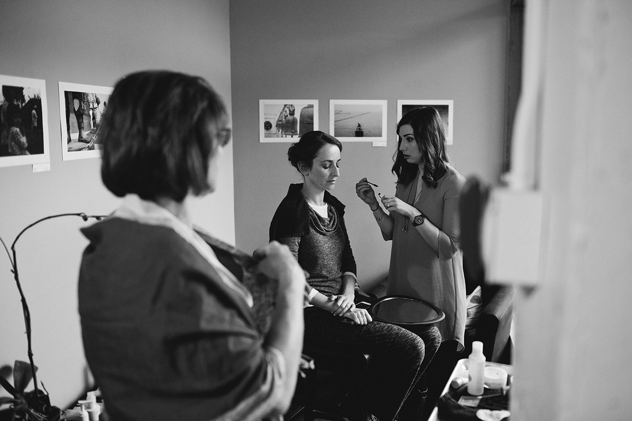 getting ready BW _41
