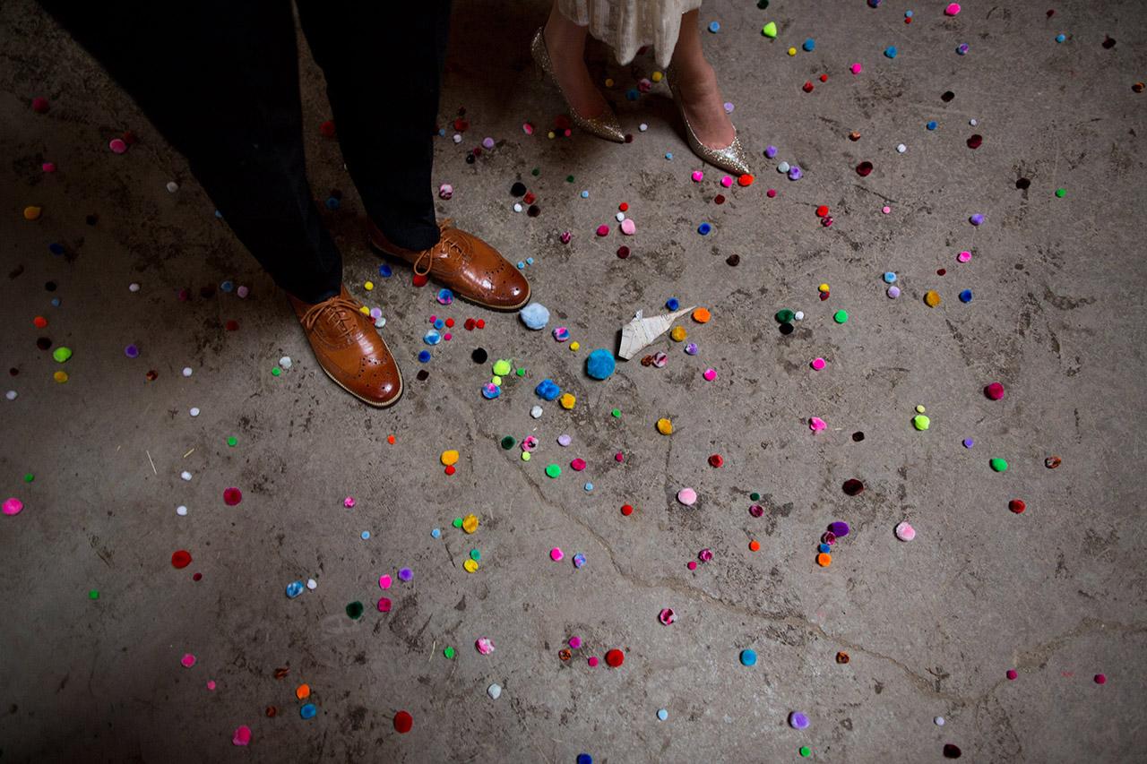 canada winter wedding
