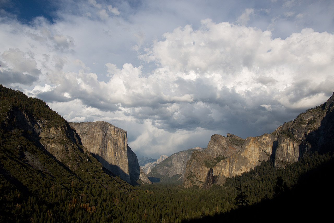 yosemite national park landscape photography