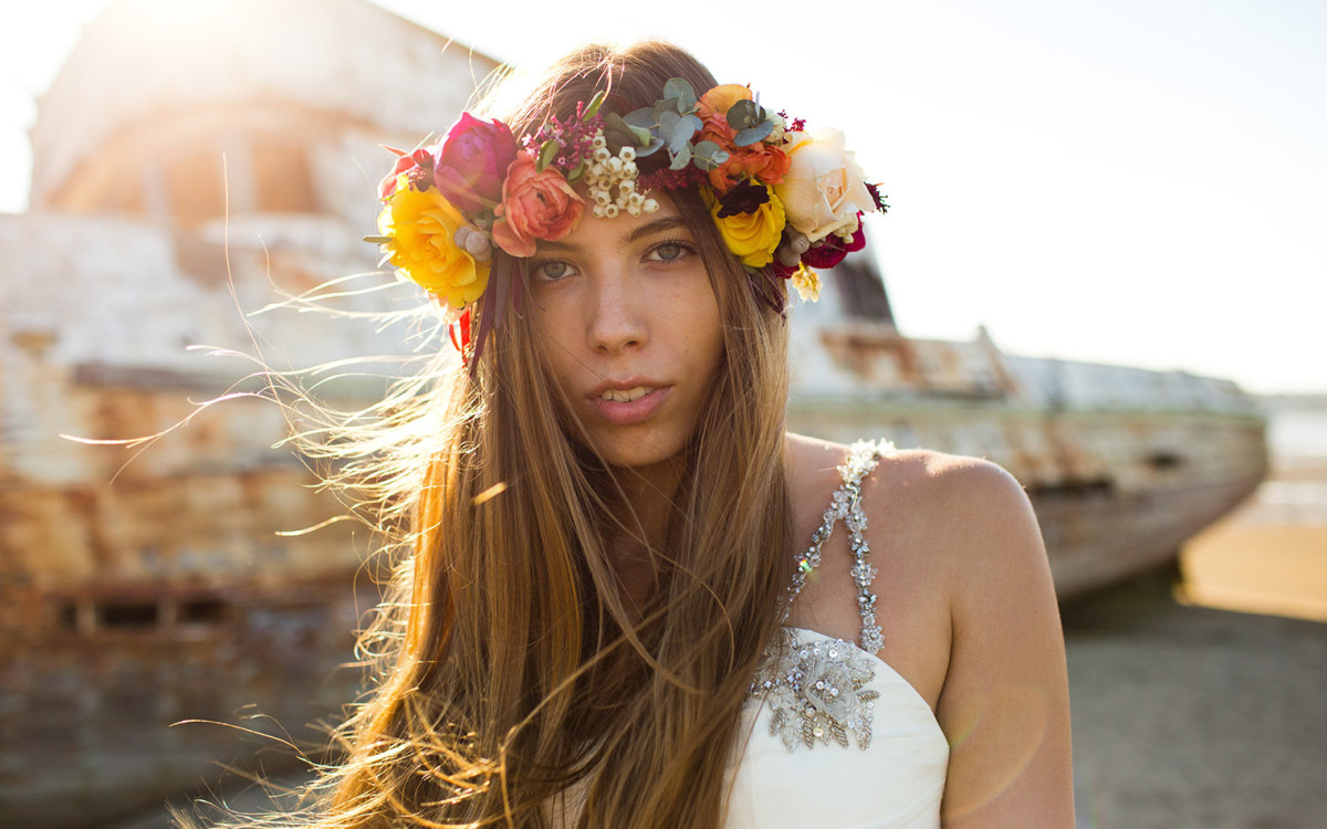 Point Reyes Bridal Inspiration