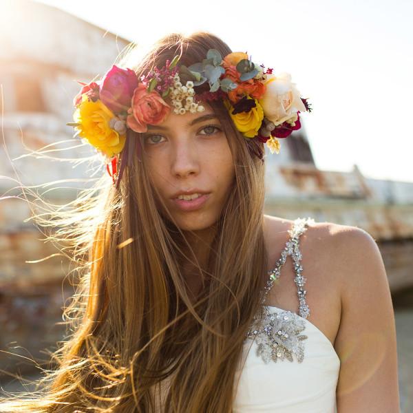 Point Reyes Bridal Inspiration