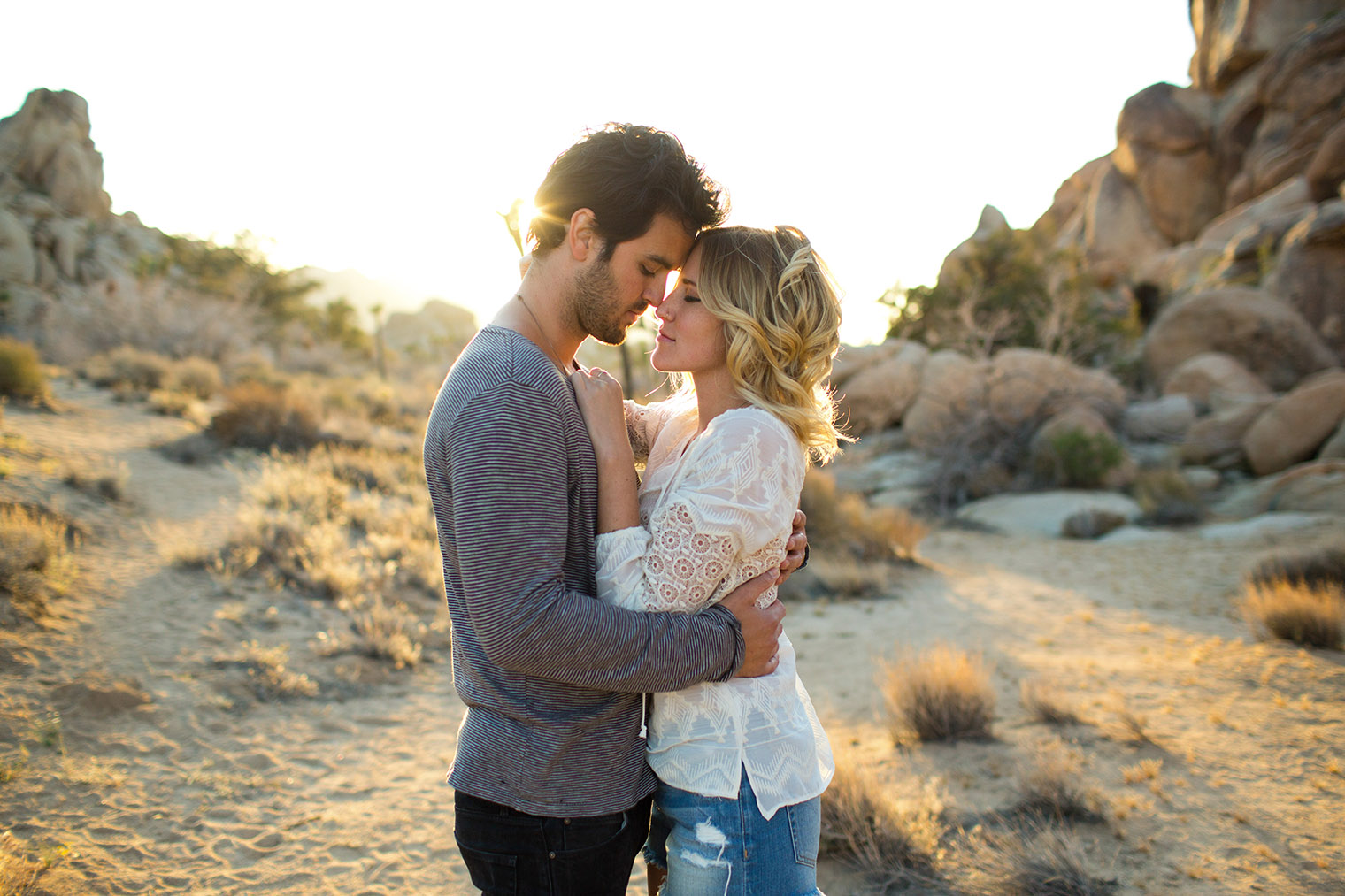 joshua tree engagement photos _115