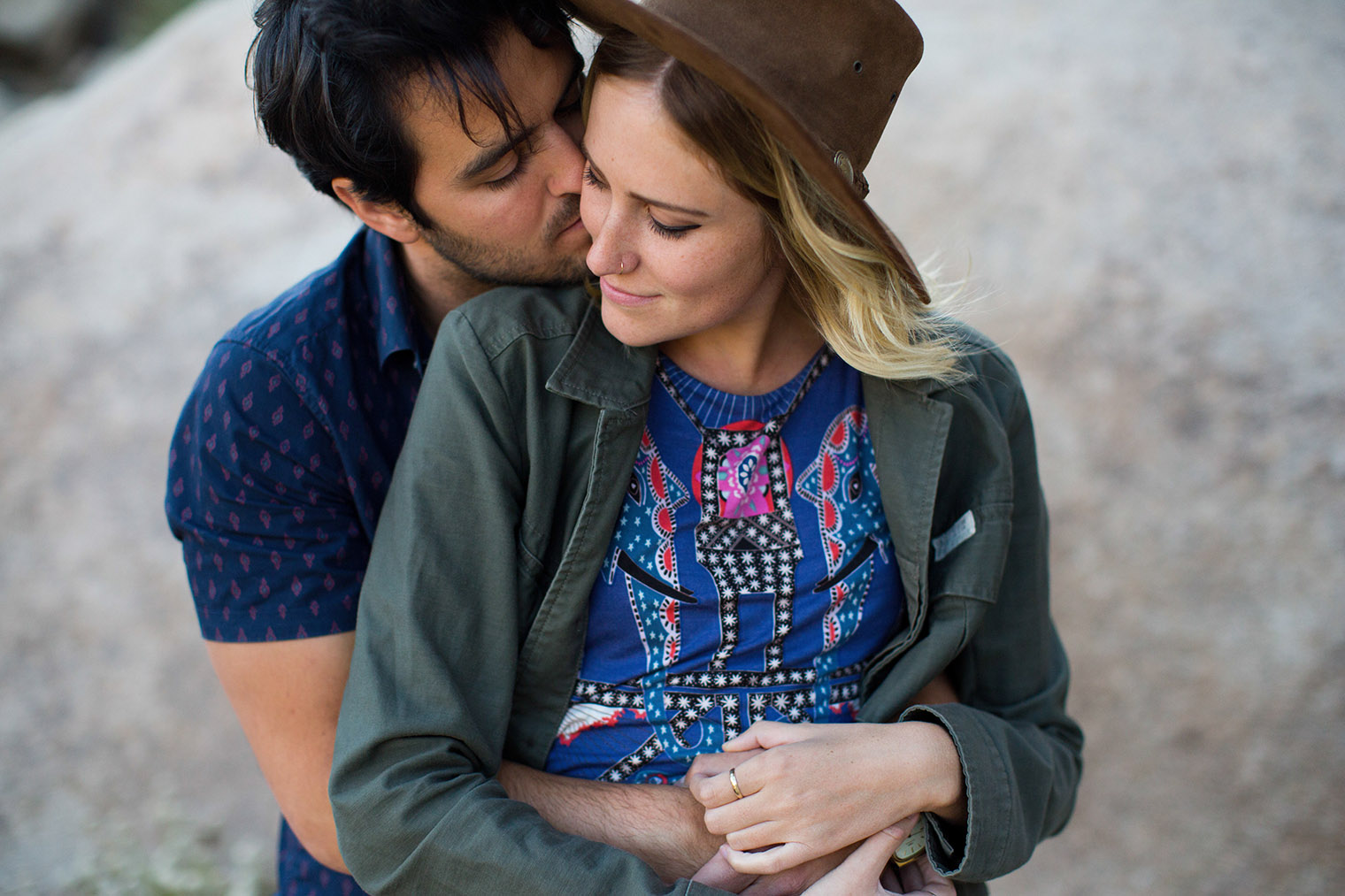 joshua tree engagement photos _64