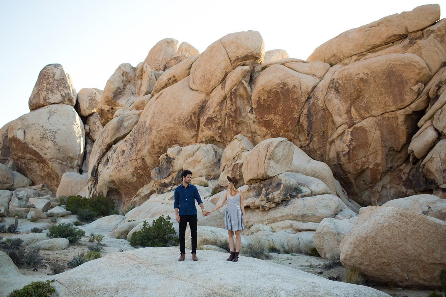 joshua tree engagement photos _76