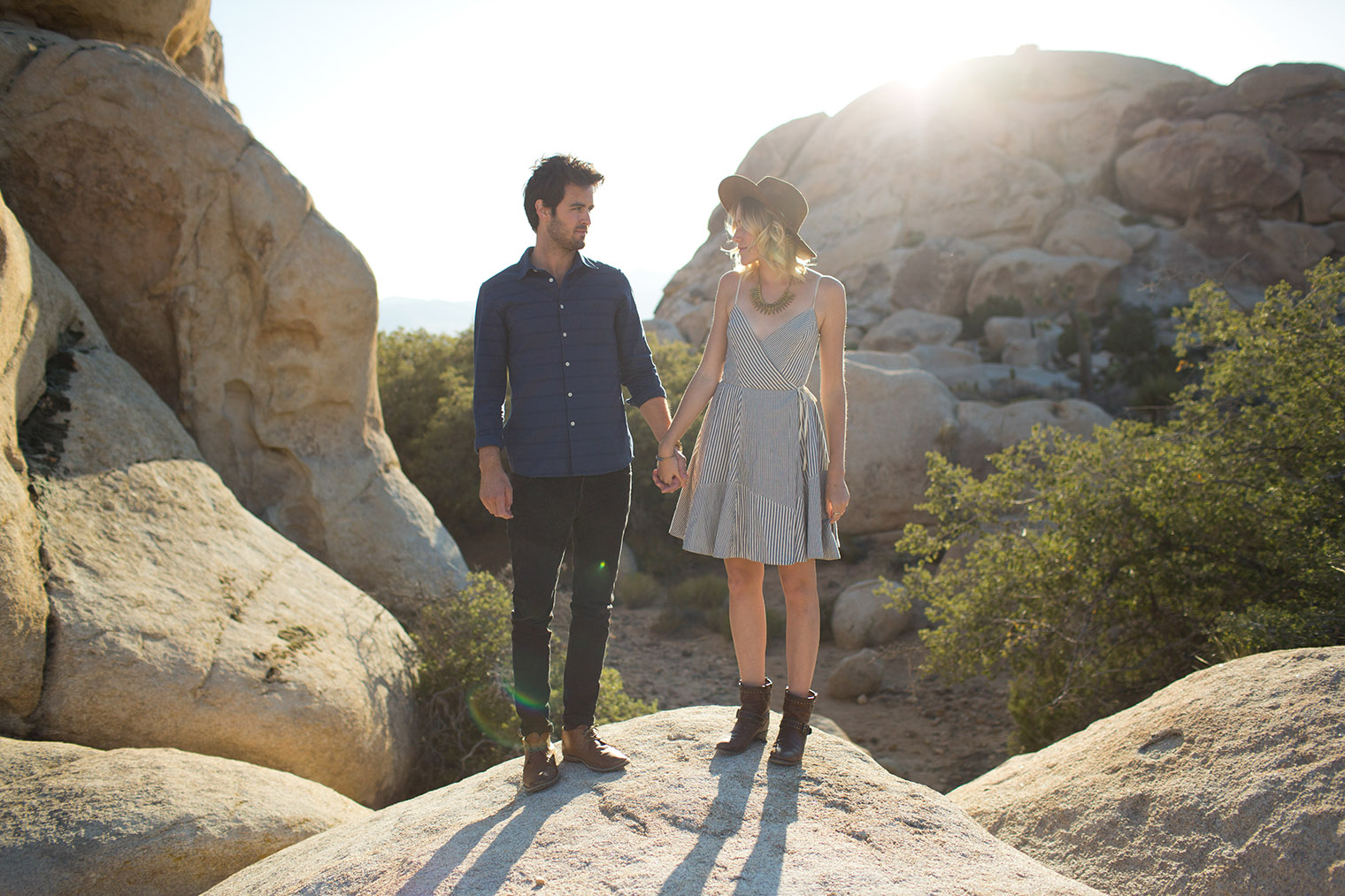 joshua tree engagement photos _84