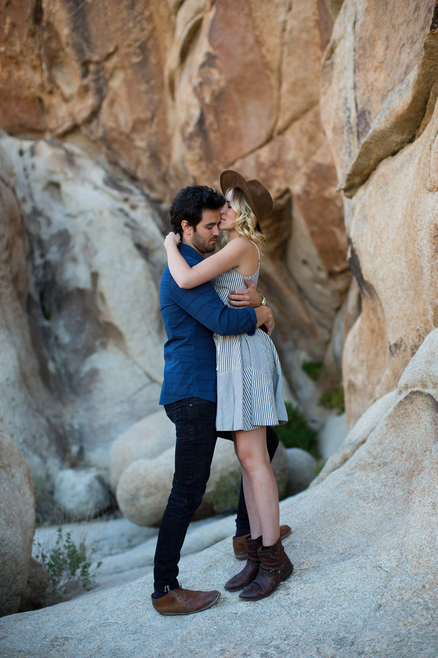 joshua tree engagement photos _96