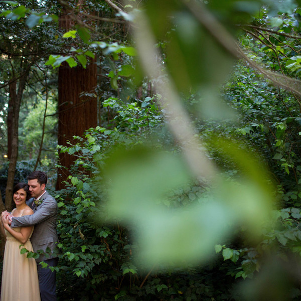 Stern Grove Wedding