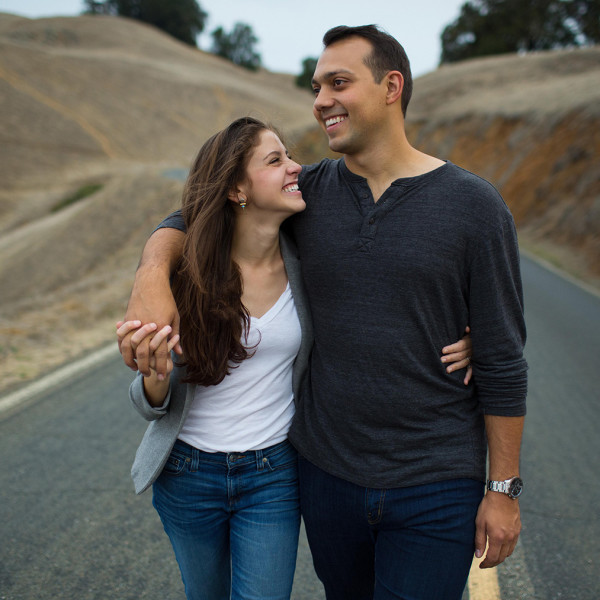 Mt. Tam Engagement Session