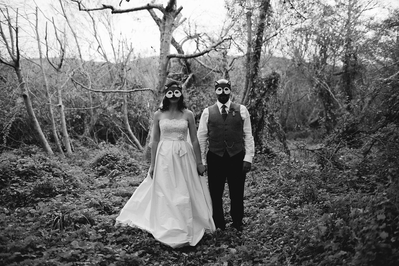 pelican inn wedding photographer