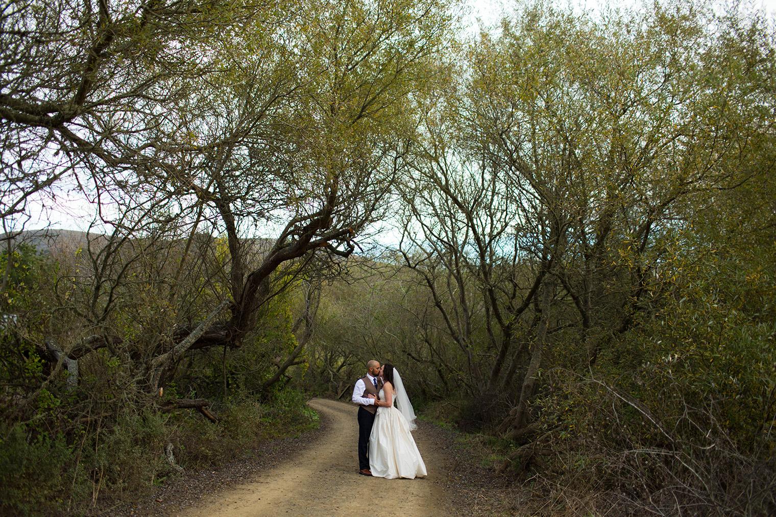 pelican inn wedding photography