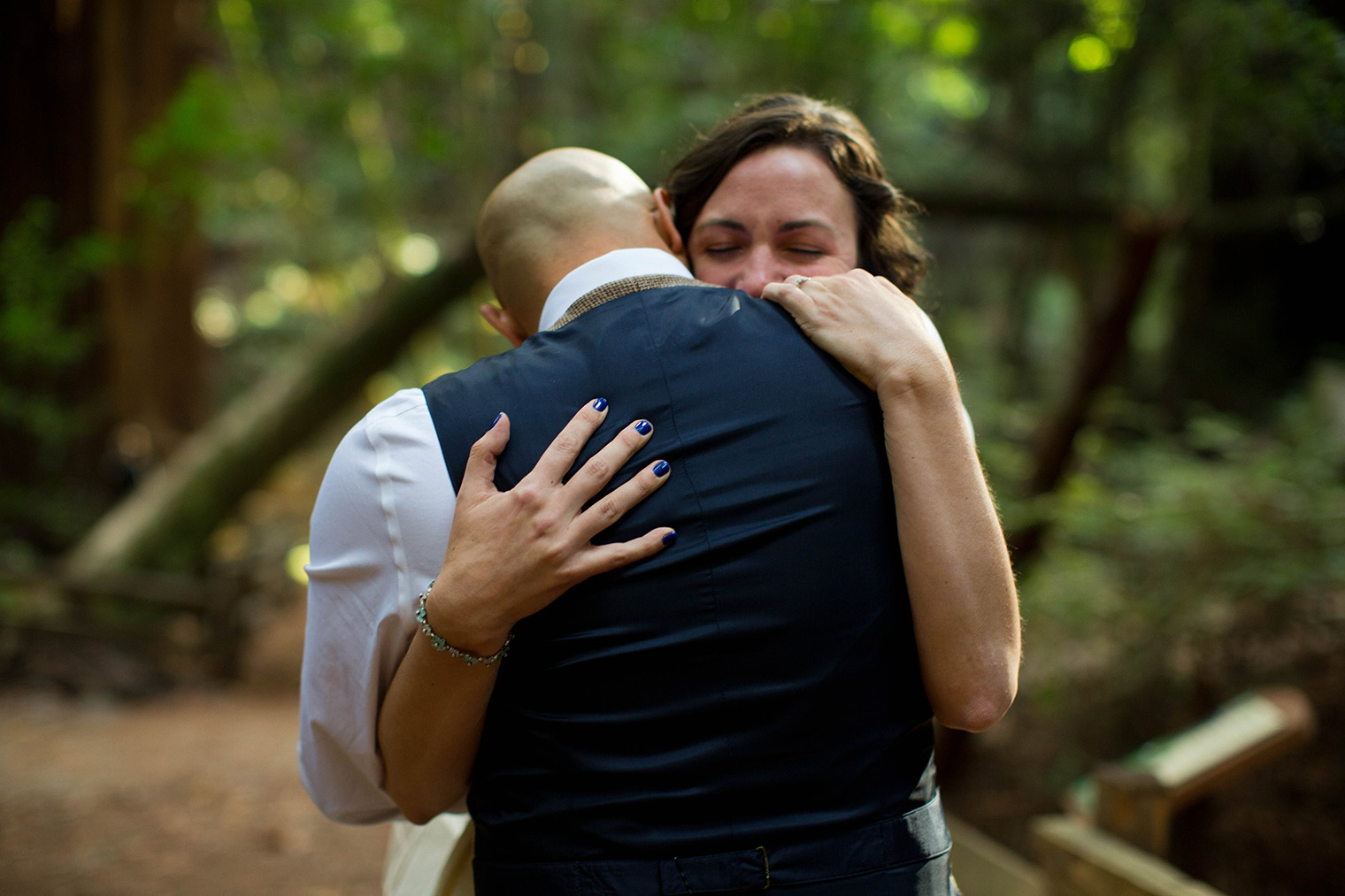 muir woods national monument wedding
