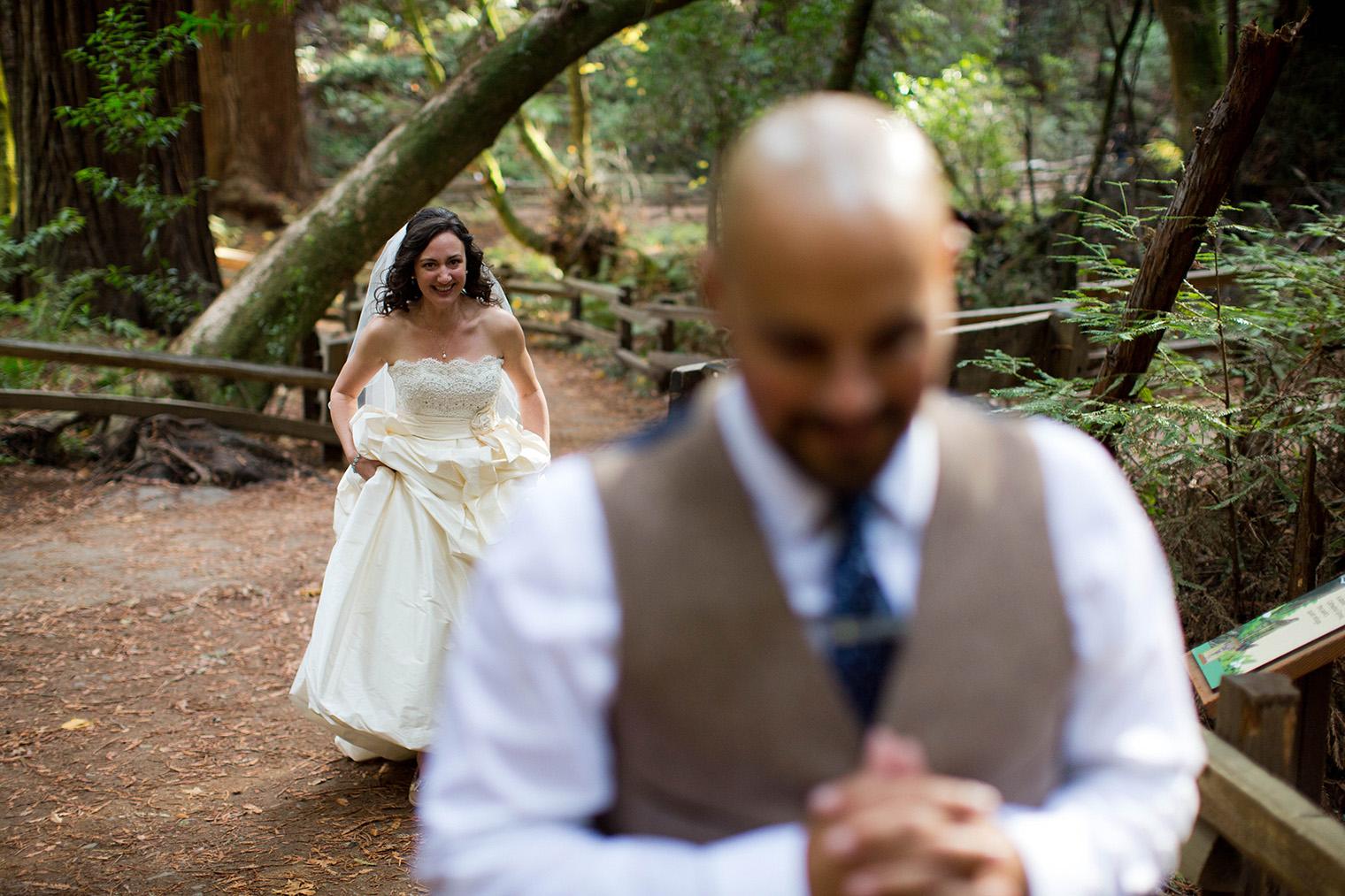 muir woods national monument wedding photographer