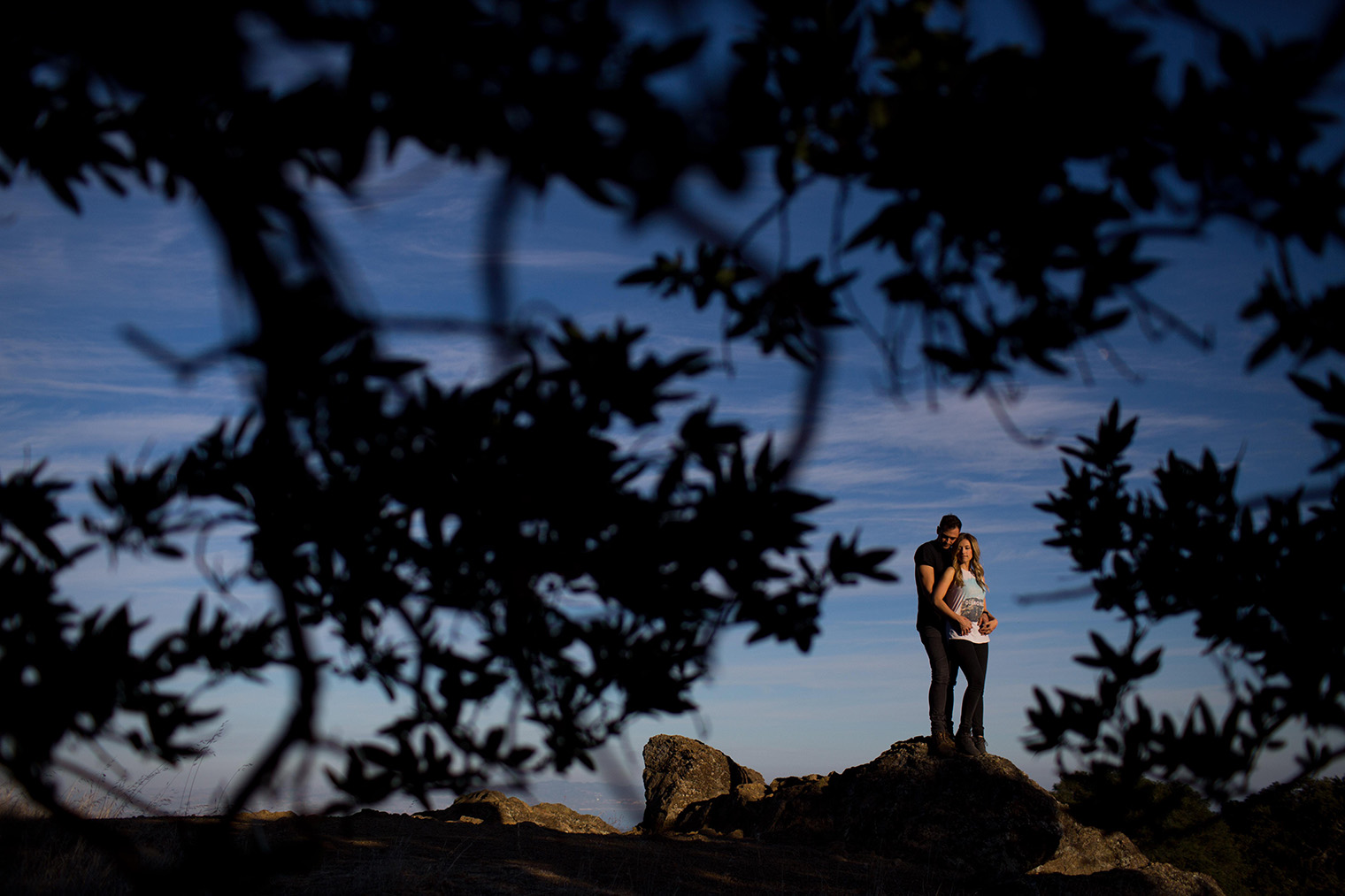mt tam anniversary session