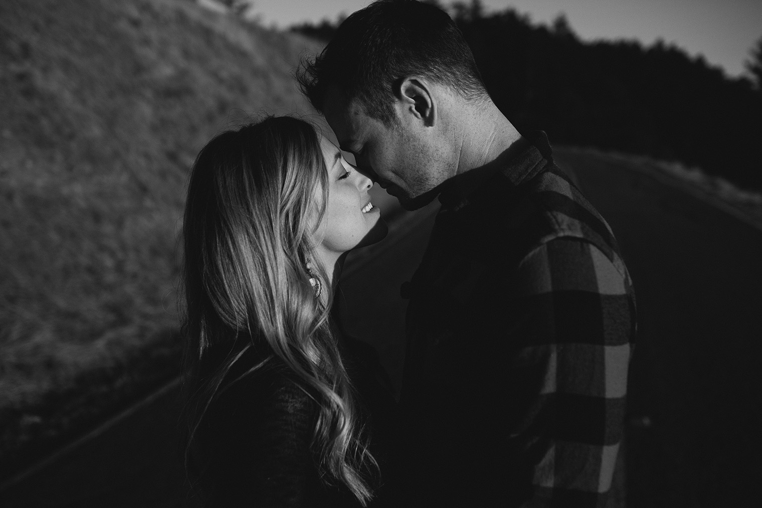 mt tam engagement session bw_112
