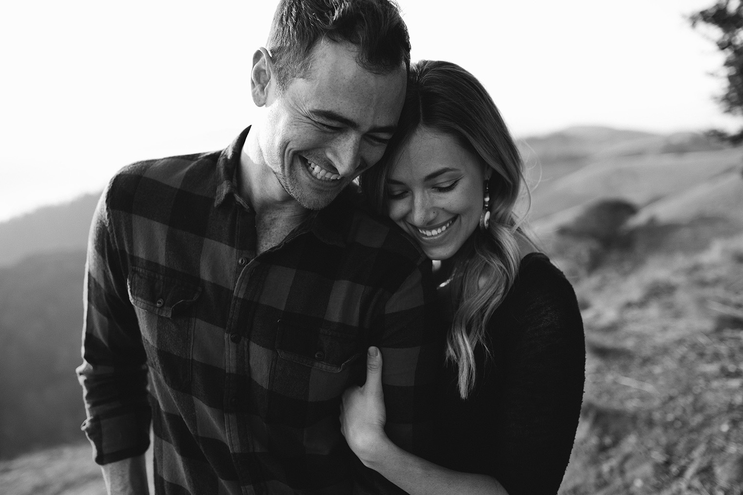mt tam engagement photos