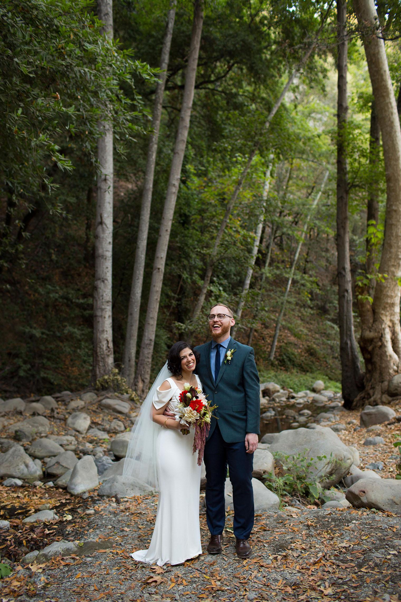 outdoor wedding venue in northern California