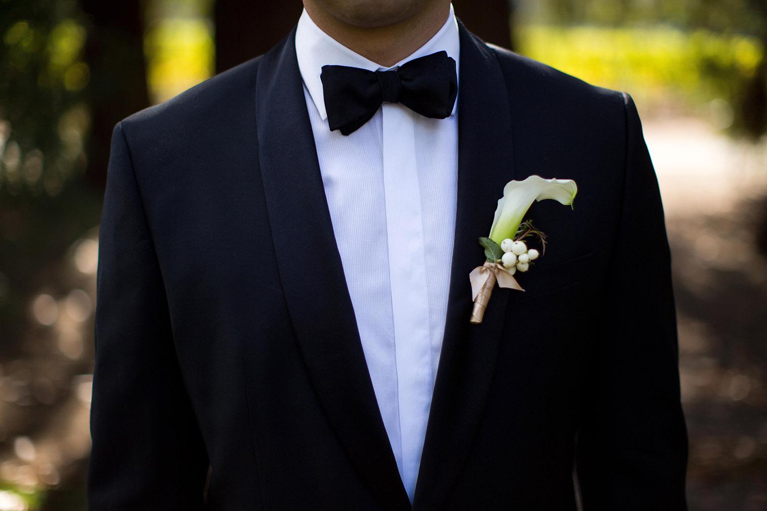 groom details at charles krug