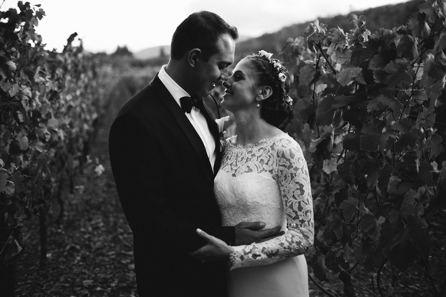charles krug vineyard wedding
