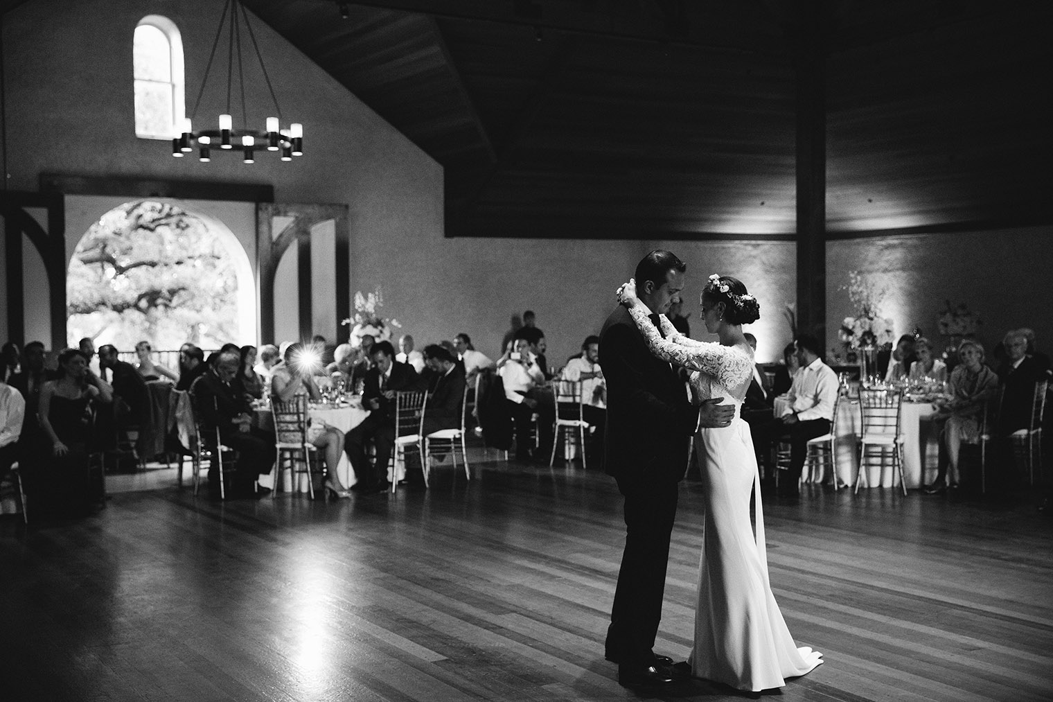 first dance at charles krug