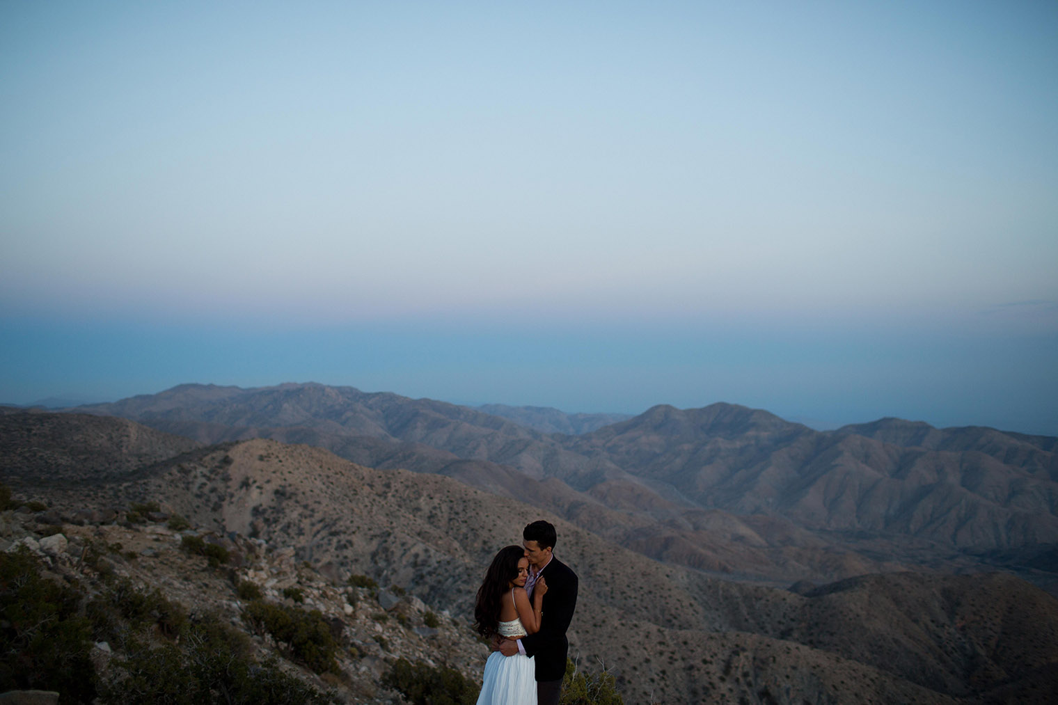 joshua tree engagement session_214