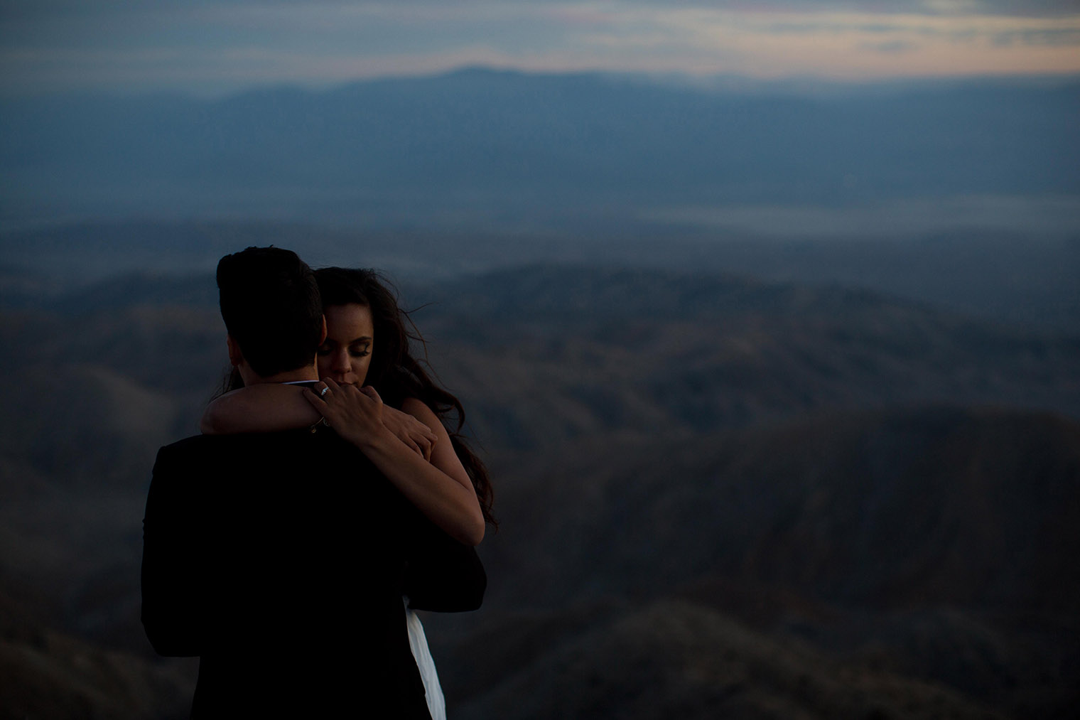 joshua tree engagement session_216