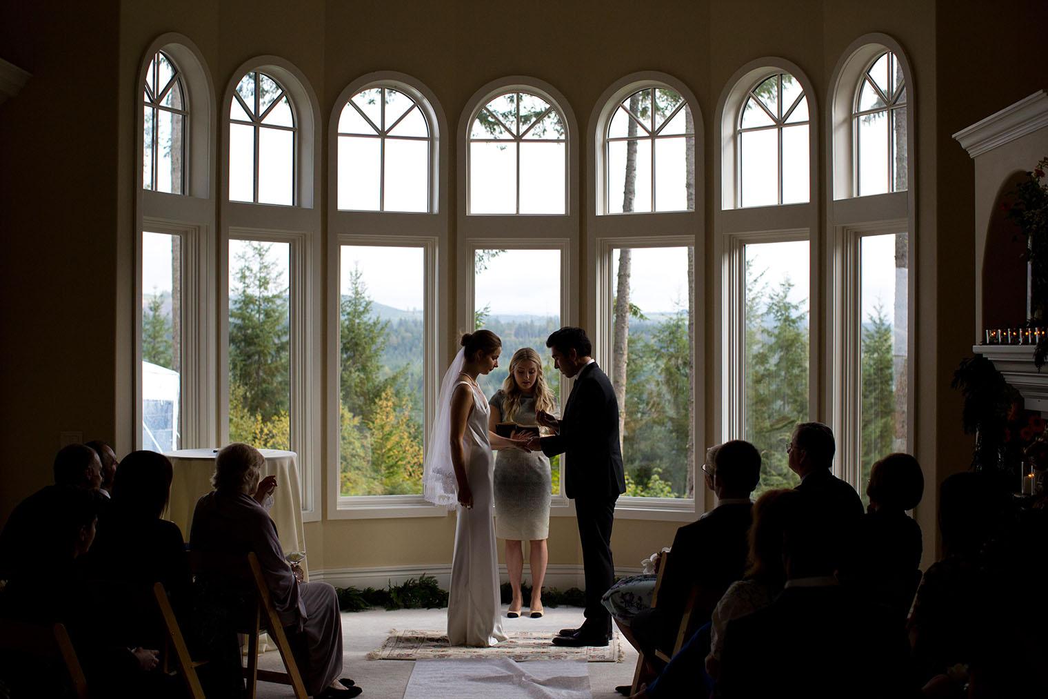 washington state wedding photos