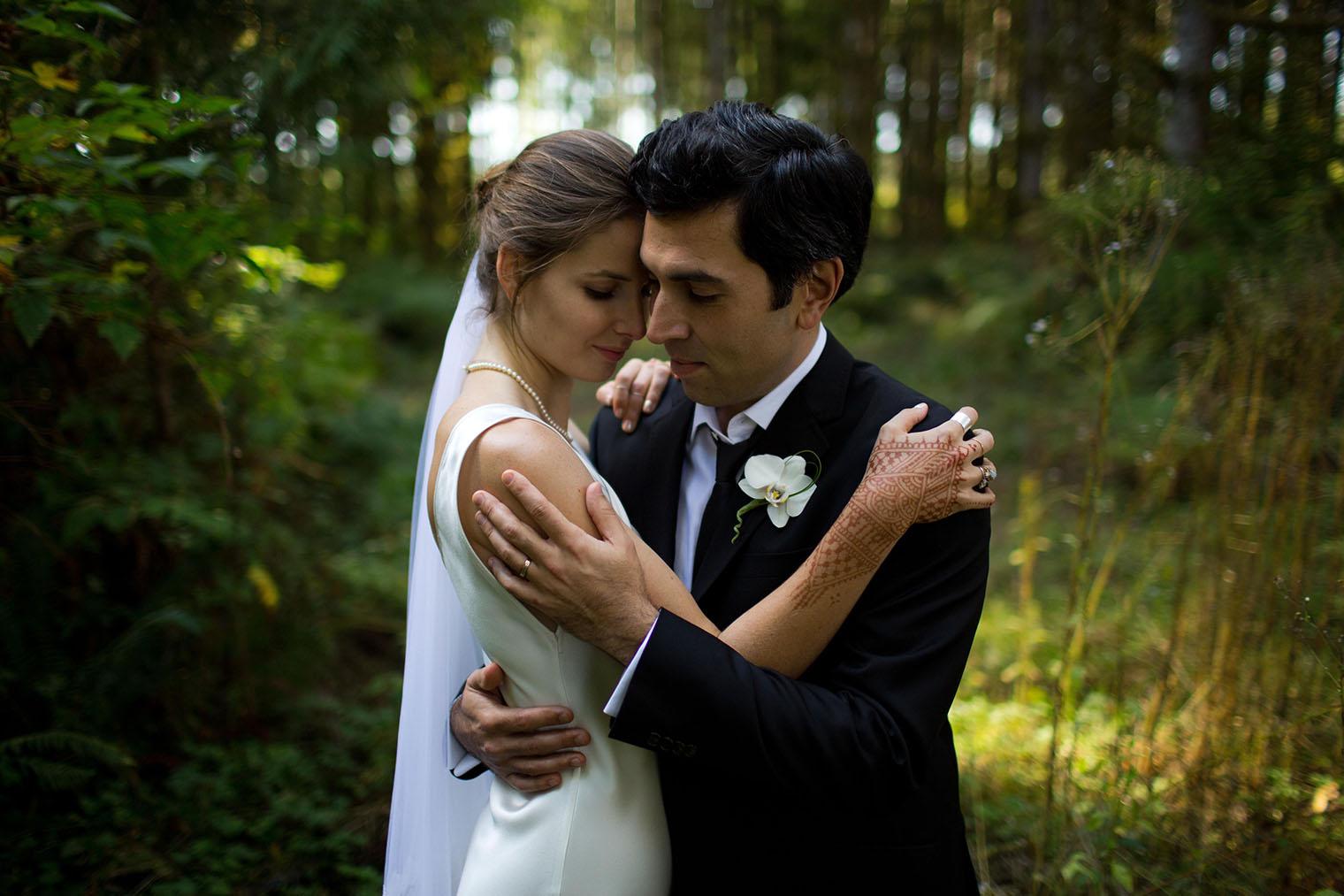 PNW Wedding Photos