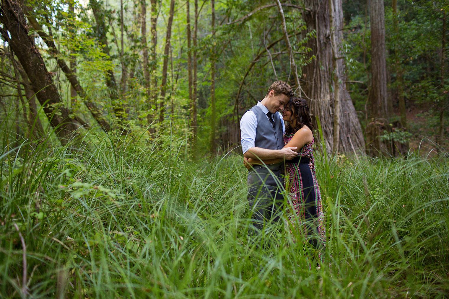 Norcal Camp Wedding