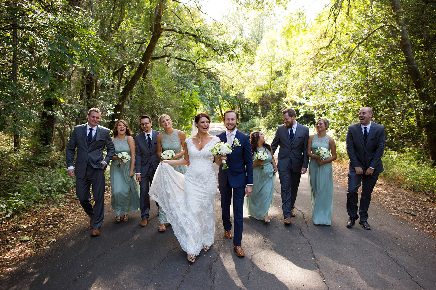 Wedding Photos in Santa Rosa