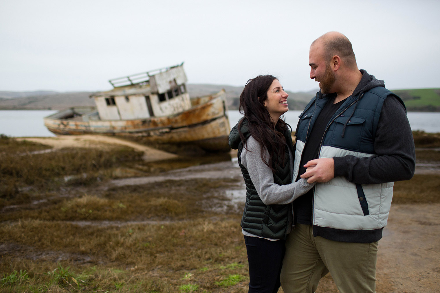 Point Reyes Engagement - Jared and Angela
