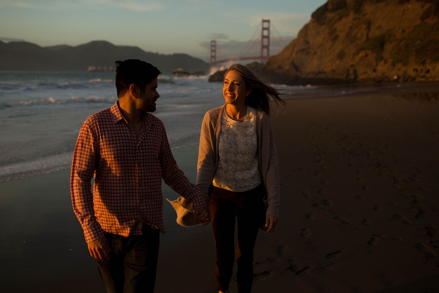 baker beach engagement session_152
