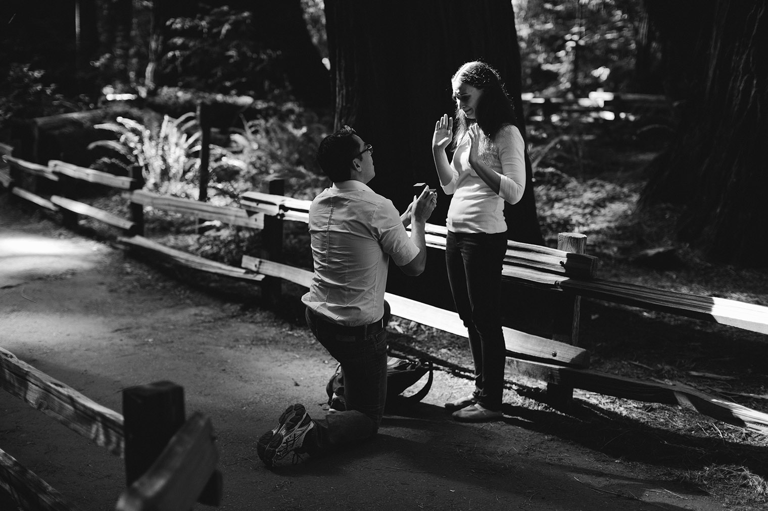 Bay Area Proposal Photographer