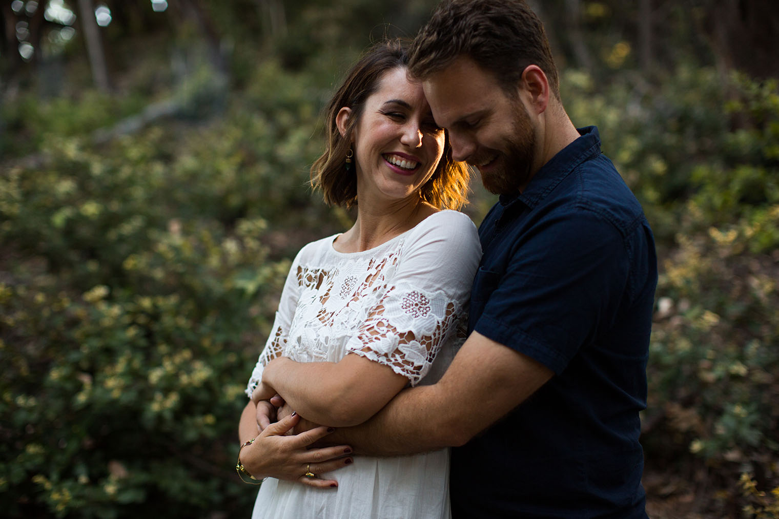 Mt Tam Engagement Session