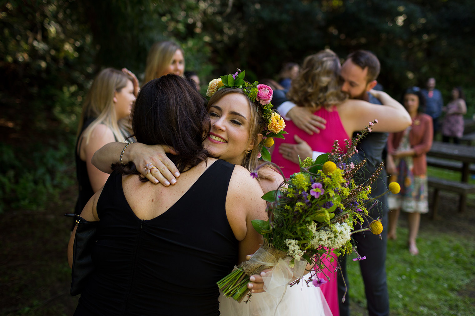 ovy camp wedding bridal party-183
