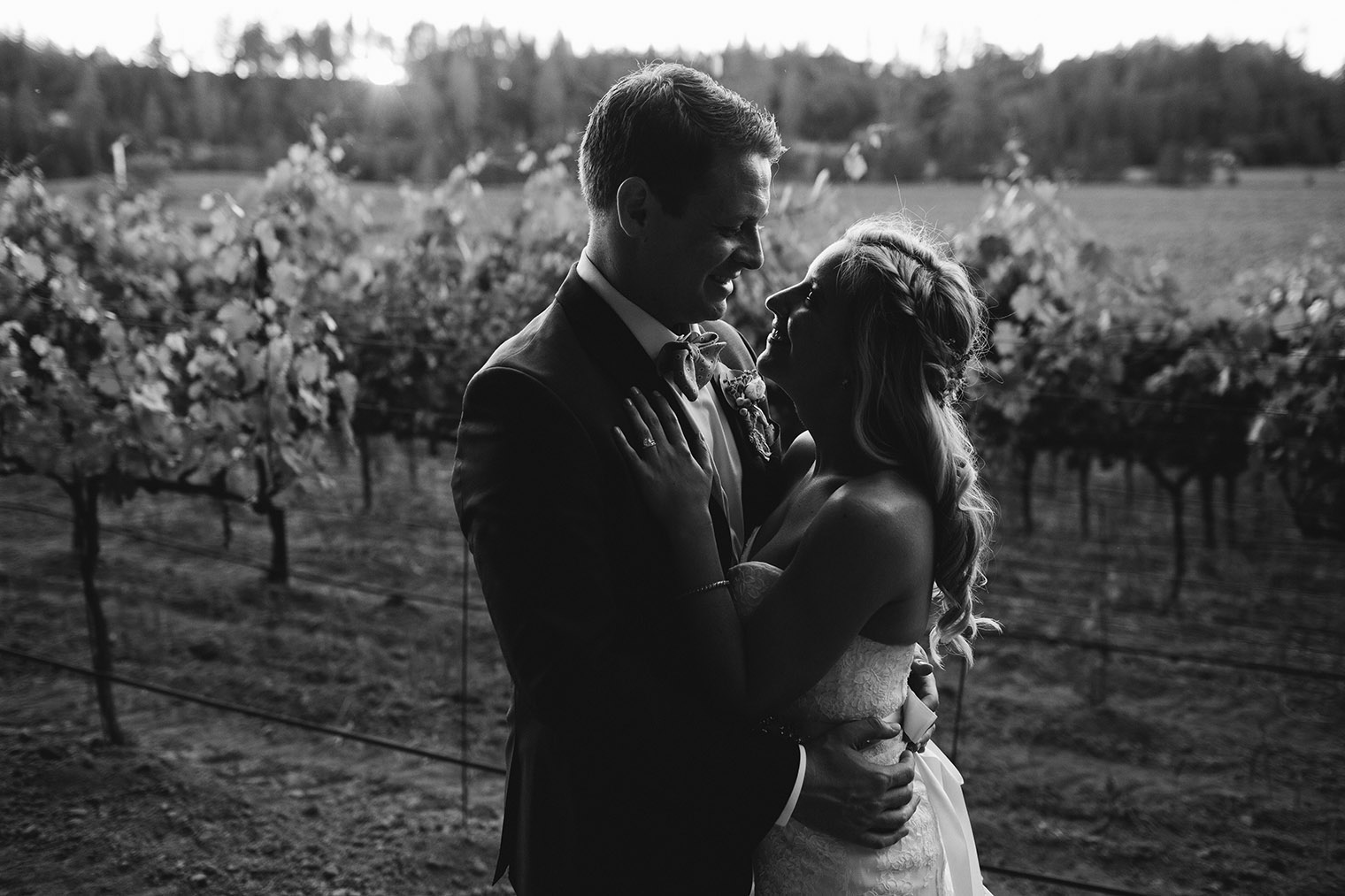 Las Posadas Ranch and Vineyards Wedding