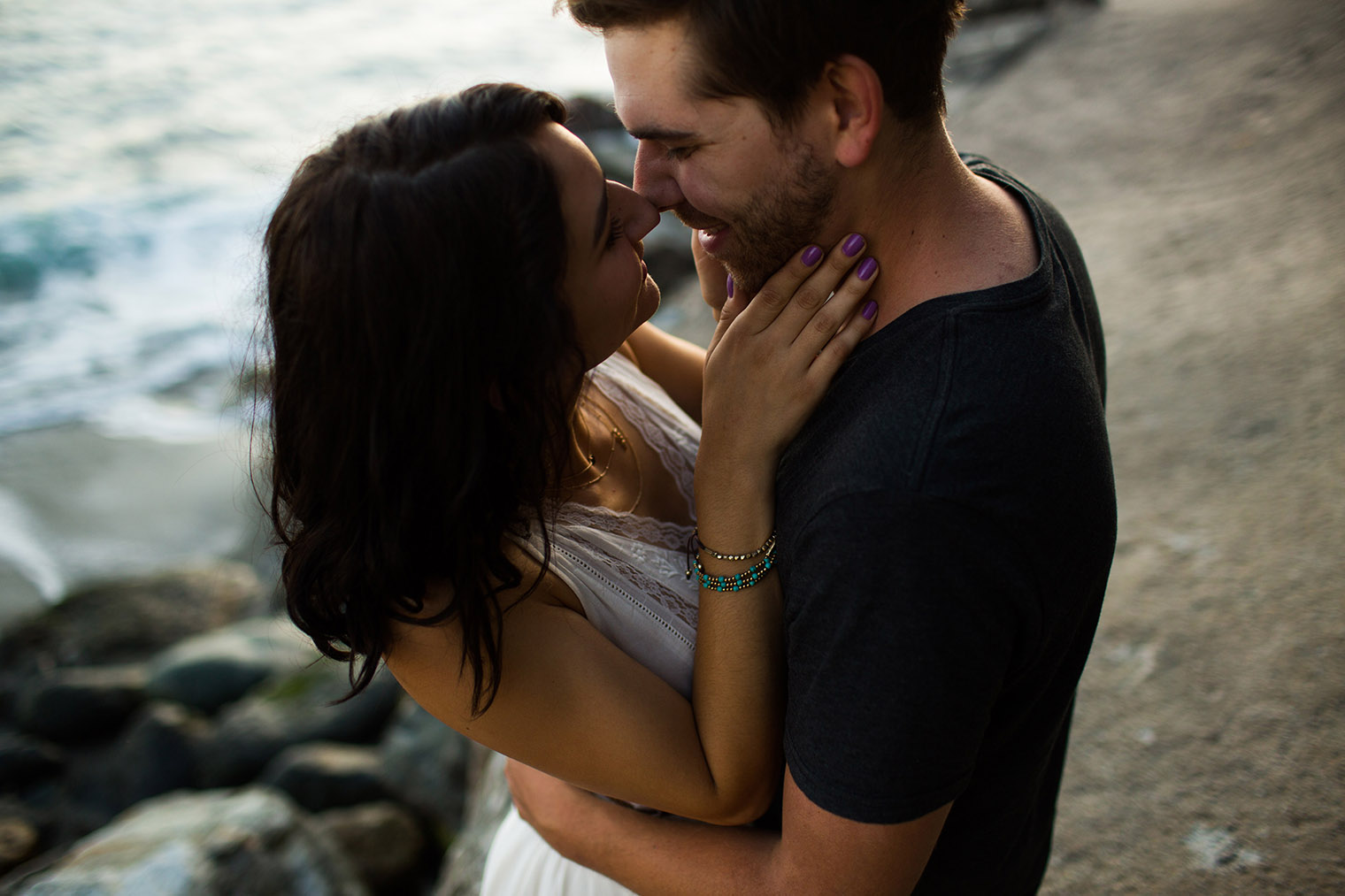 Big Sur Engagement Session - Limekiln State Park